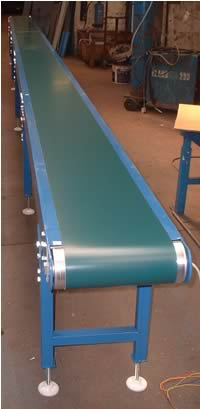 belt conveyor brake assembly