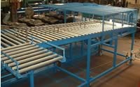 fuel tank gravity roller conveyors